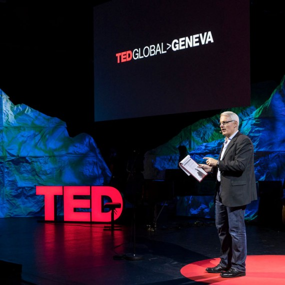 TED Conference in Geneva