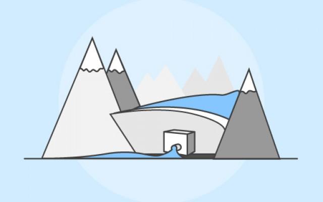 Référence motion design pour startup ilek