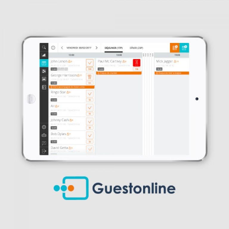 création interface UI ipad Toulouse